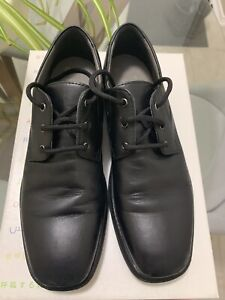 BRAND NEW BOYS GEOX LEATHER SHOES
