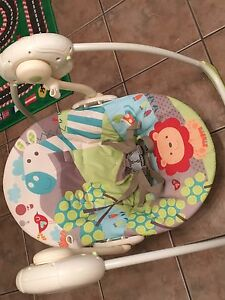 Baby swing - compact