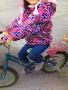 Columbia fall/spring coat 4 T ** Manteau fille 4 ans