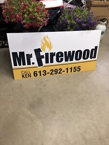 MR FIREWOOD ( used to be Kens firewood )