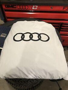 Audi A/S4 car cover