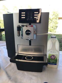 Coffee machine jura in sydney region nsw gumtree australia free coffee machine jura x8 fandeluxe Choice Image
