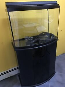 35 Gallon Fish Tank with Fluval Pump
