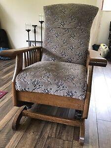 Morris rocking chair