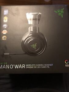 Selling brand new razer Mano' war headset