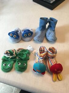 Infant slippers