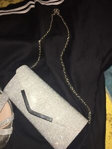 Prom Shoes & Purse