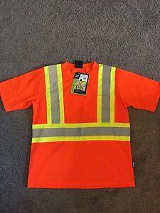 Men's Medium Work Shirt, Brand New