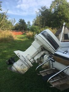 90hp Outboard