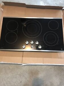 "36""  ge lectric cooktop"