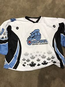 OSHAWA BLUE KNIGHTS GOALIE JERSEYS!
