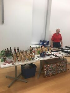 Beer collectibles show and sale