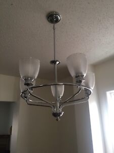 Like new light hanging fixture