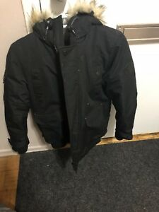 Boys Winter Jacket Size Large