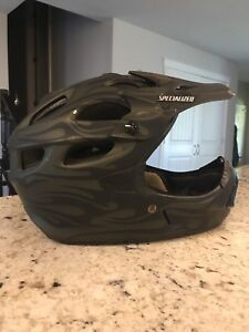 Men's Full Face Bike Helmet