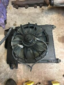 2004 dodge ram 1500 Ac rad and electric cooling fan, for 5.7hemi