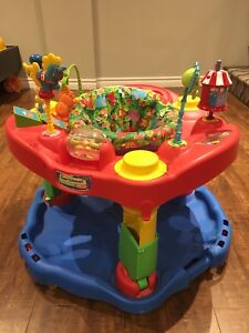 Exersaucer active learning center