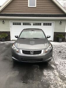2010 Honda Accord EX-L Sunroof/Leather