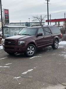 2009 Ford Expedition Max Limited $10,750 obo