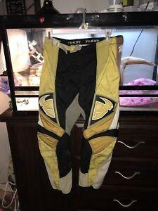 Boys motorcross pants