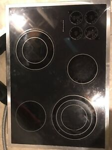 Kitchen aid stove top