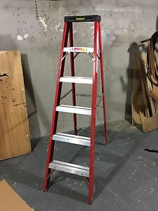 Step Ladder. Featherlite 6ft.