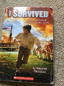 I Survived! The American Revolution 1776