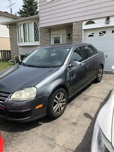 2006 VW Jetta fixer upper or parts car