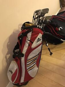 Titleist 714 AP1 Irons 4-pw , Bag, Wedge, & Putter