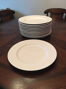Pier 1 new essential classic dinner plates