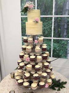 7 tier cupcake stand rental
