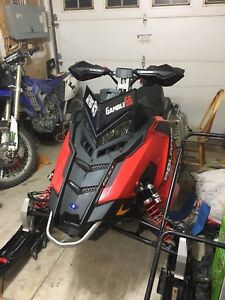 2015 Polaris Switchback New 2 inch Backcountry Track