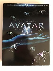AVATAR Extended Blu-Ray Collectors Edition