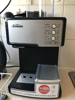 Sunbeam coffee machine in perth city area wa coffee machines coffee machine fandeluxe Gallery