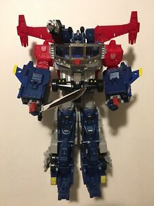 Transformers Takara LG-EX God Ginrai with Perfect Effect