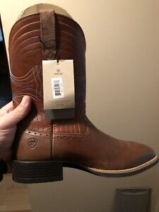 Ariat boots. Size 10. Don't fit.