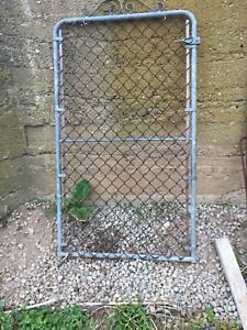 chain link gate & misc. fence parts