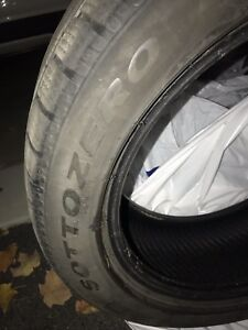 225-50-17 Pneu d'Hiver Pirelli Sottozero RunFlat