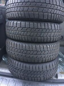 4-175/65R15 Continental winter tires