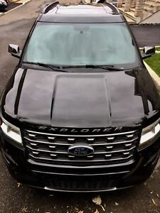 Ford Explorer 2017 XLT  4WD Sport look Package