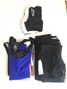 Lot de vêtements de sport femme / Lot women sportswear