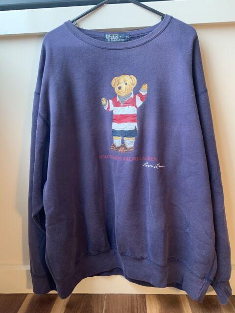 Coats Bear Lauren Ralph Vintage Polo JumperJacketsamp; Gumtree xrCBdoe