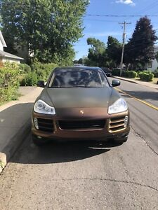 Porsche Cayenne S 2009 fully loaded