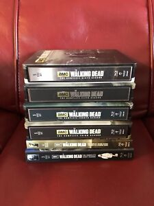 The Walking Dead Blu-ray Steelbook Collection