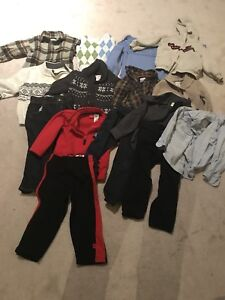 Toddler boys 2t and 3t fall and winter clothing