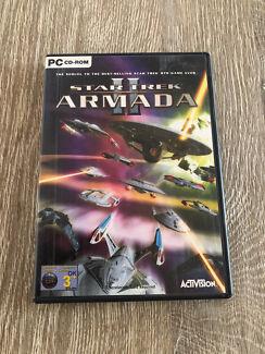 StarTrek Armada II PC CD-ROM
