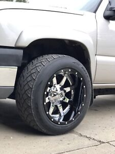 20x12 Fuel Mavericks