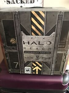 Unopened Halo Reach Legendary Edition (NO TRADES)