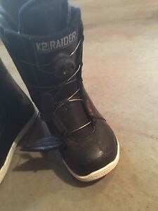 Size 9 Snowboard Boots