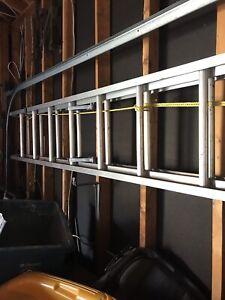 40 foot aluminum extension ladder